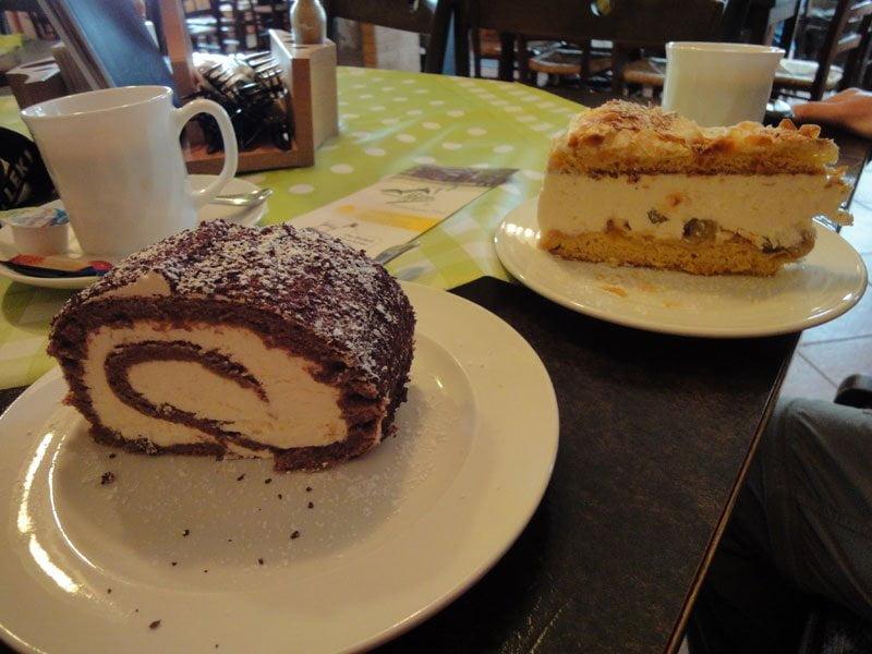 Ont-moeten Sauerland taartje