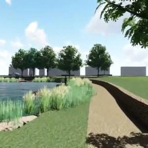 Herinrichting Oud Maasbracht omgevingsmanagement