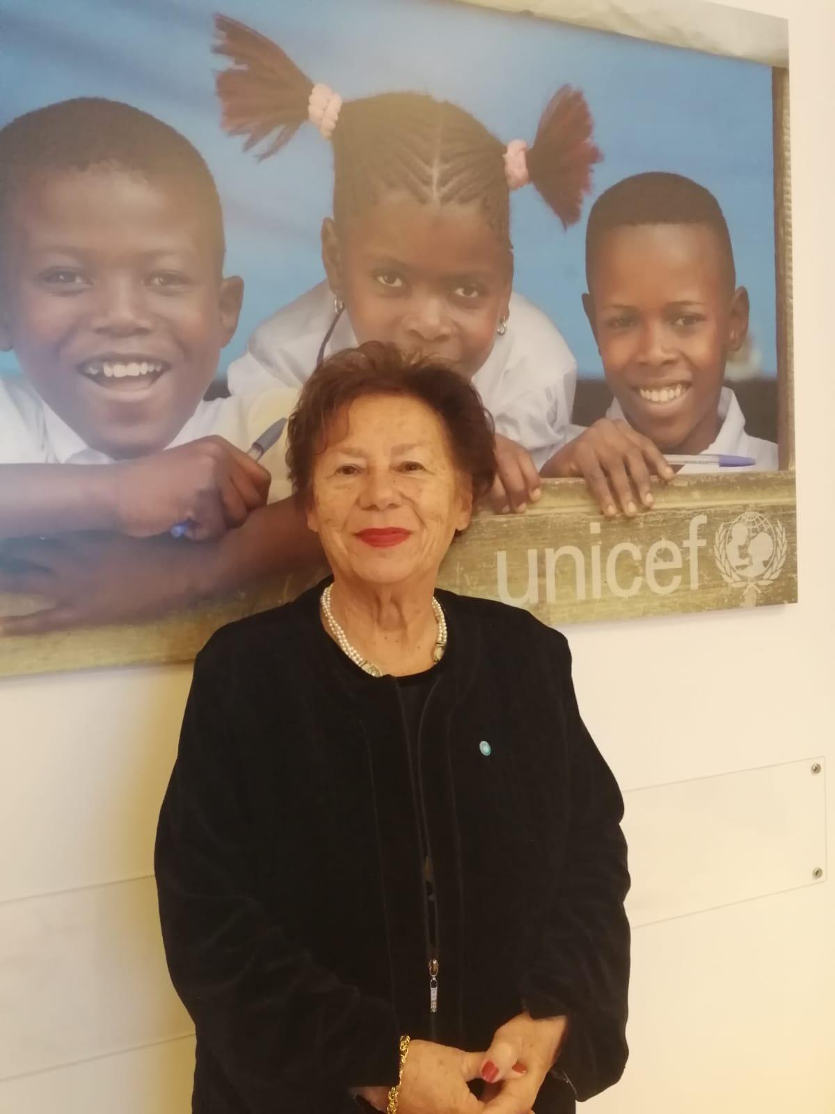 UNICEF Italia: Carmela Pace prima donna presidente - OnuItalia