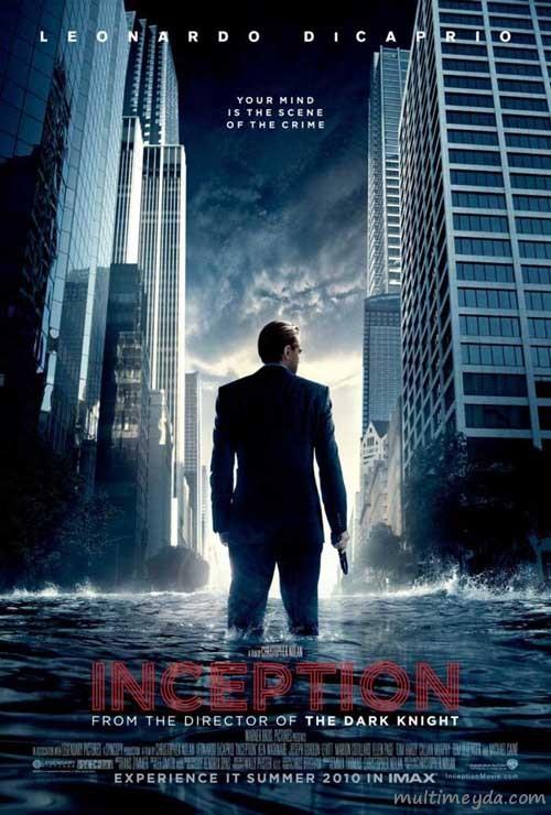 Inception - Başlangıç (Film Afişi)