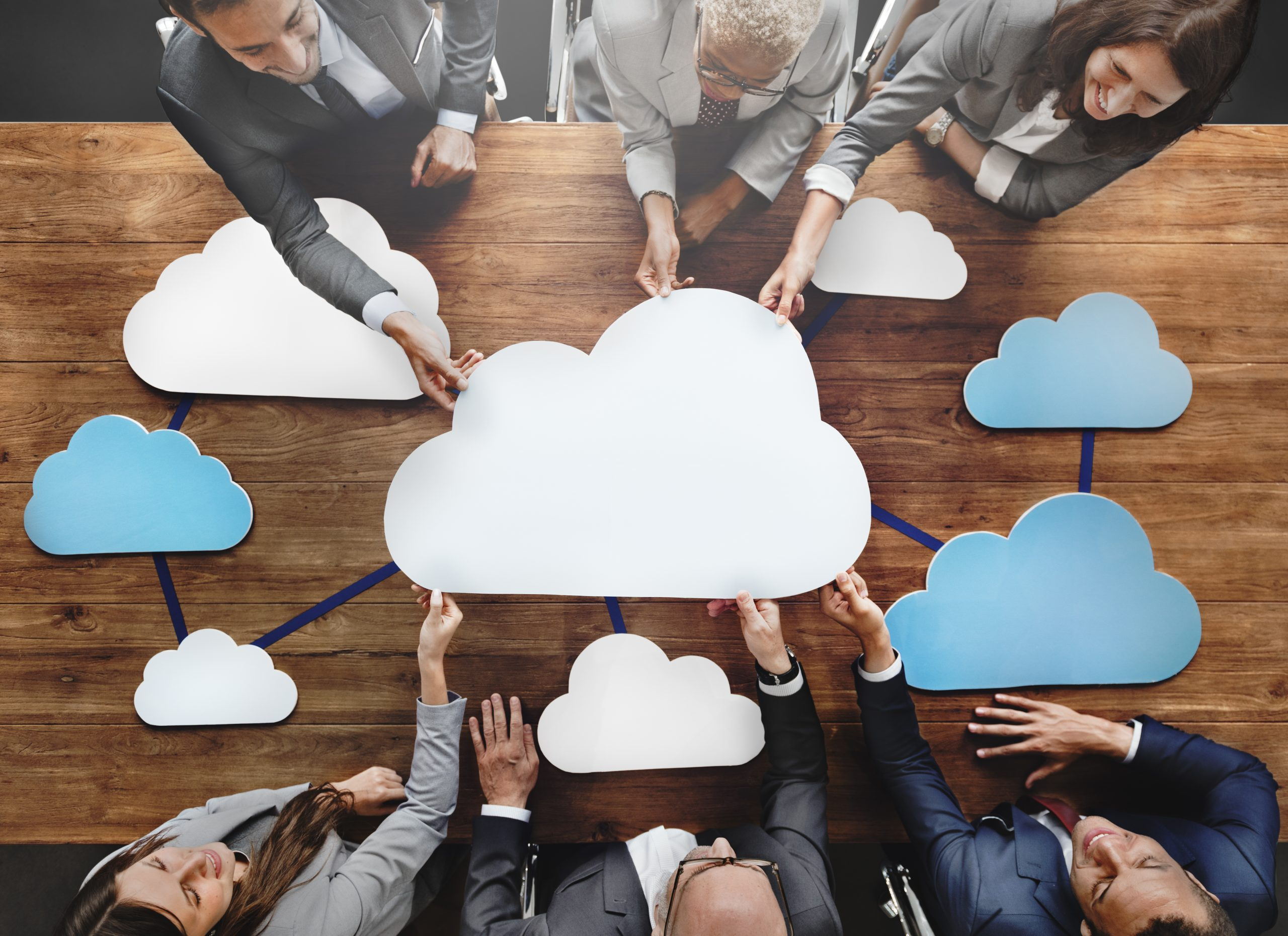 cloud small business