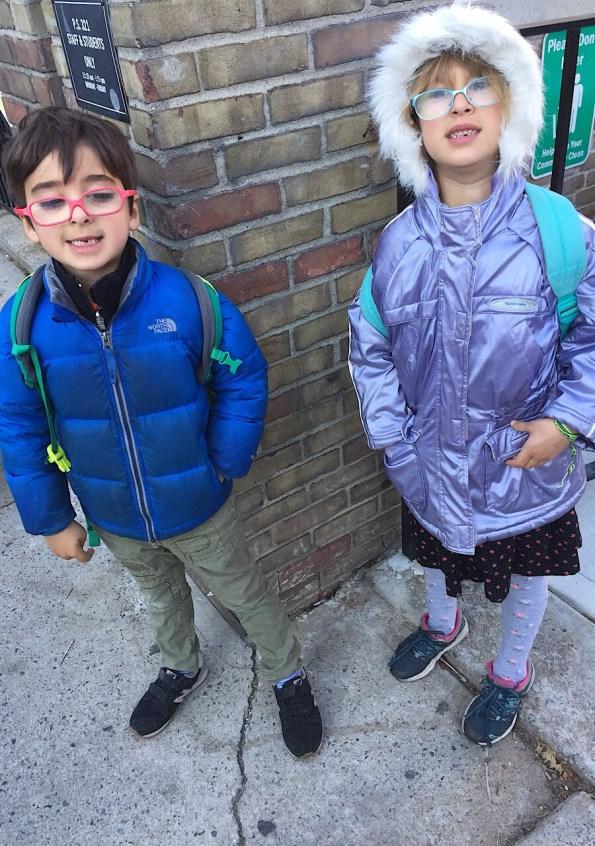 Luka and Amelia at PS 321