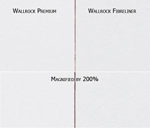 wallrock fibreliner and premium