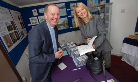 Knutsford Guardian reports on Heritage Centre book launch