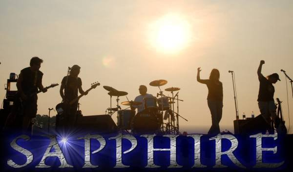 Sapphire present 'Our Life in Music' at book launch