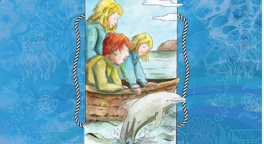A conversation with children's author, Elaine Jenkins