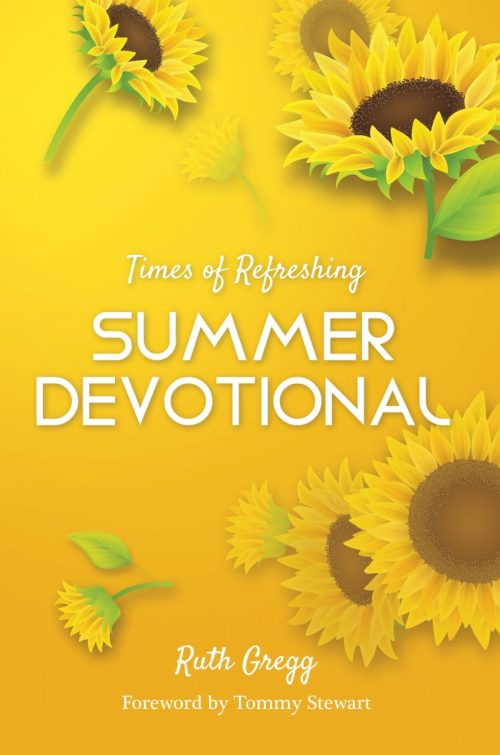Summer Devotional front cover