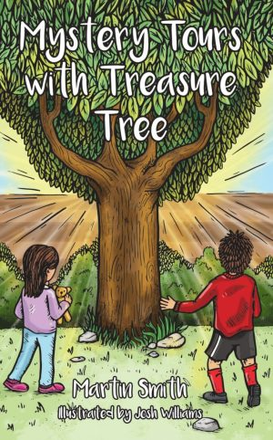 Mystery Tours with Treasure Tree front cover