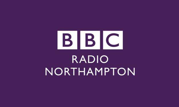 Author talks about his preacher mother on BBC Radio Northampton