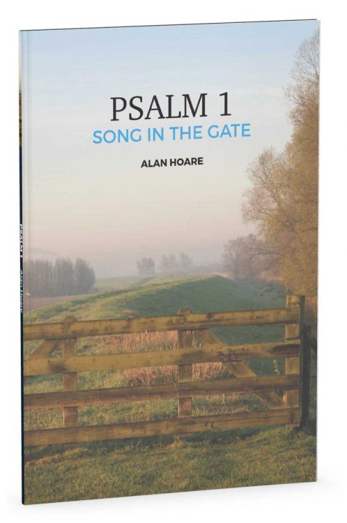 Psalm 1 - A Song in The Gate Back 3D Cover