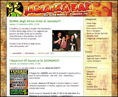 Jamaikabar.com - The jamaican reggae bar!