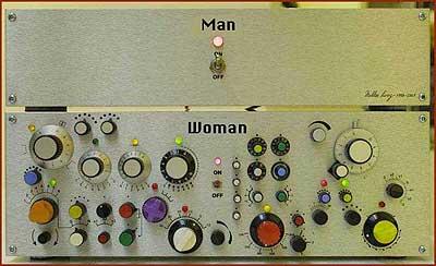the Turing Sex Machine