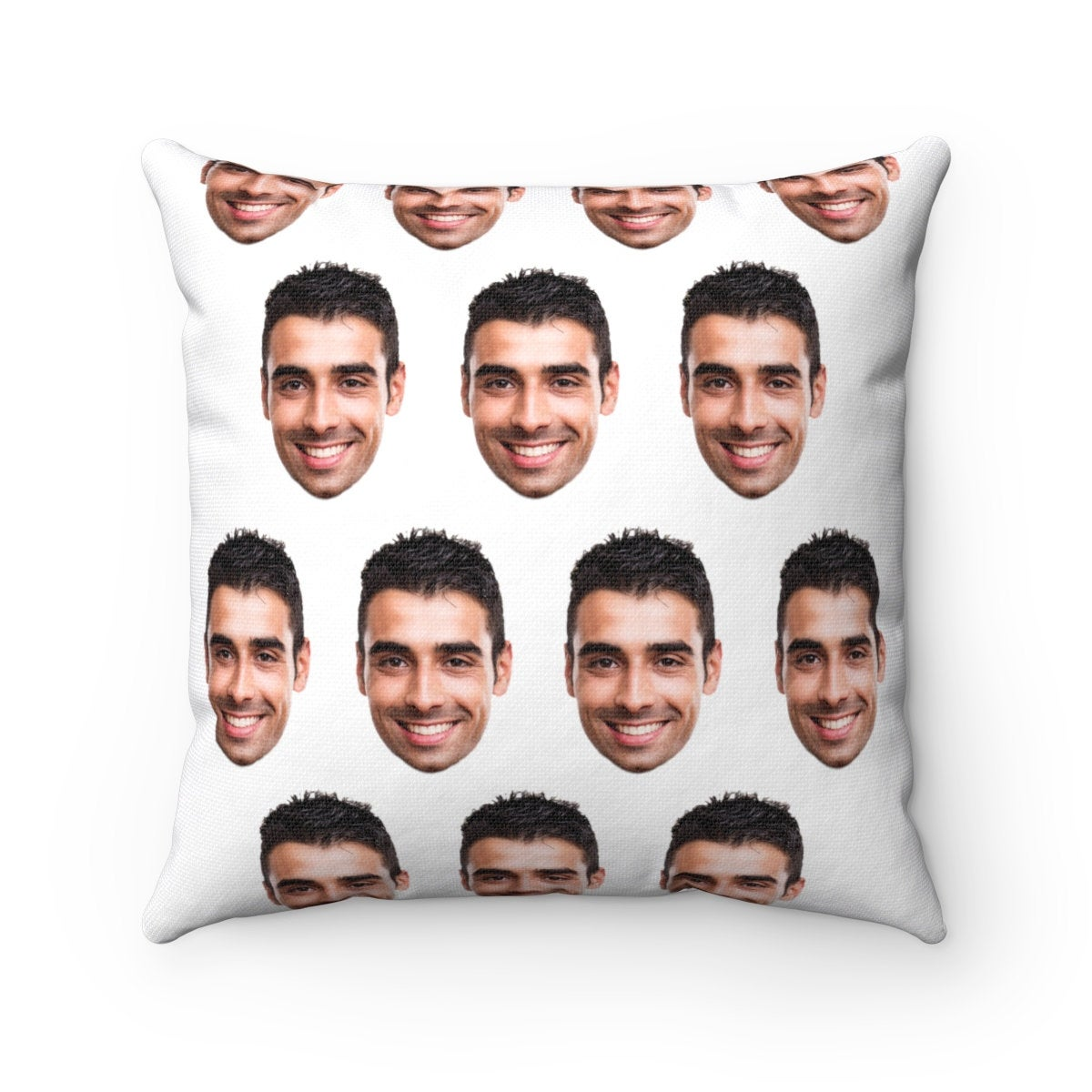 custom face pillow personalized pillow