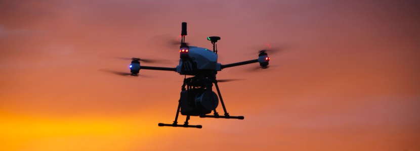 OnyxScan LiDAR UAV geomatic sensing