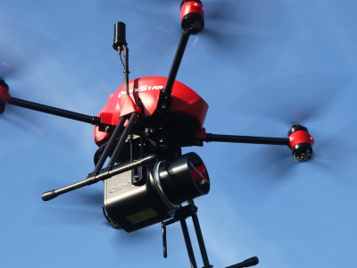 LiDAR for Drone, Precision Drone embedded LiDAR for Mapping