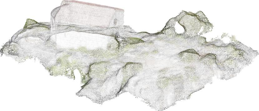 pointcloud 1 - Nuage de points