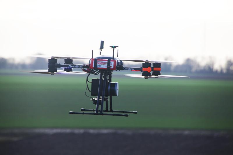 UAV Aerial LiDAR