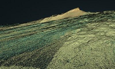 LIDAR scanning - Aerial laser scanning by drone