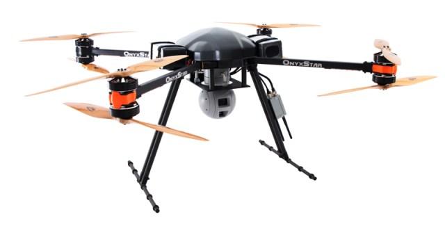onyxstar drone uav fox c8 xt long flight time extended 1 - FOX-C8 XT