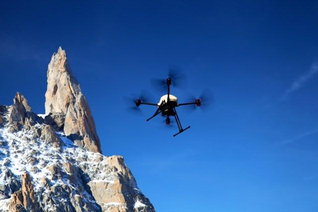 OnyxStar XENA-8F - Search & Rescue drone