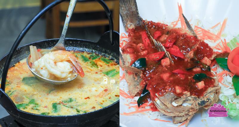 JJ Thai Premium – Authentic & Affordable Thai Food at Selegie Road