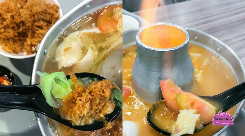 Chai's Original Sliced Fish Soup Mini Steamboat at Raffles City Food Junction