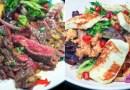 Dehesa Spanish Lunch Set below $25 with Steak, Ribs & Cheese
