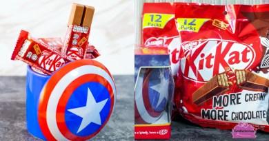 Buy Kit Kat & Get Free Marvel's Avengers Infinity War Character Mug