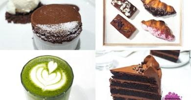 The Dark Gallery at Takashimaya – New Pastries, Chocolate Souffle & Single Origin Dark Chocolate