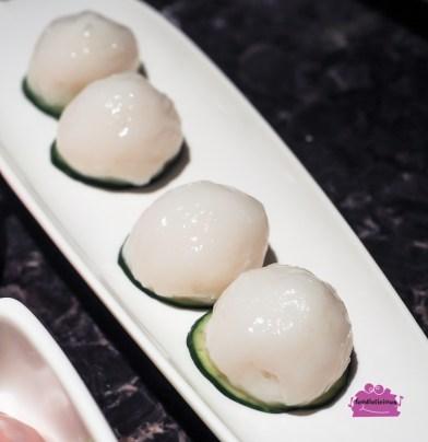 Homemade Cuttlefish Balls $7