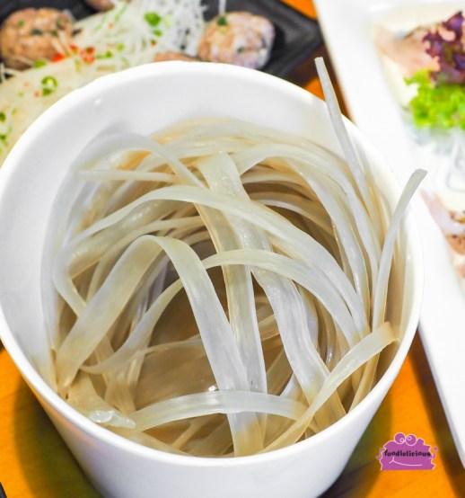 Potato Noodle $3.80