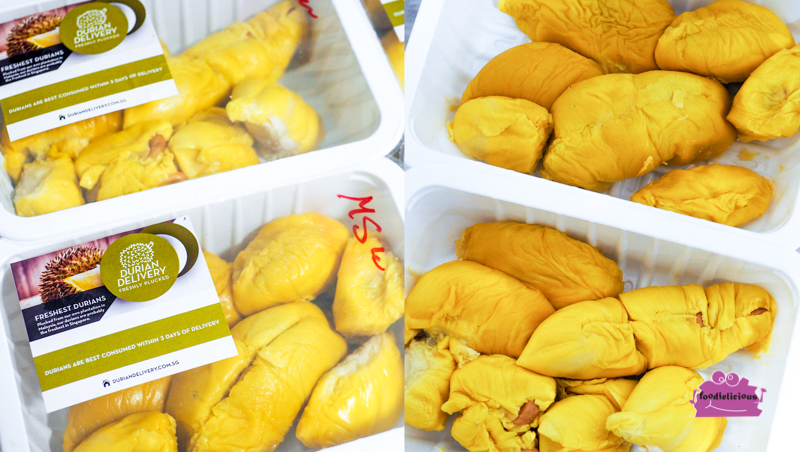 Durian Delivery - Express Delivery in 2 Hours & Past Midnight to ...