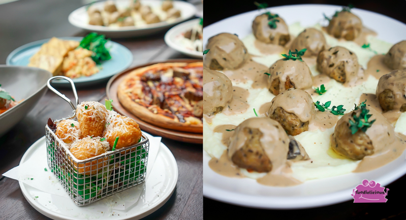 Club Meatballs – New All-day Sunday Brunch with exciting meatball dishes