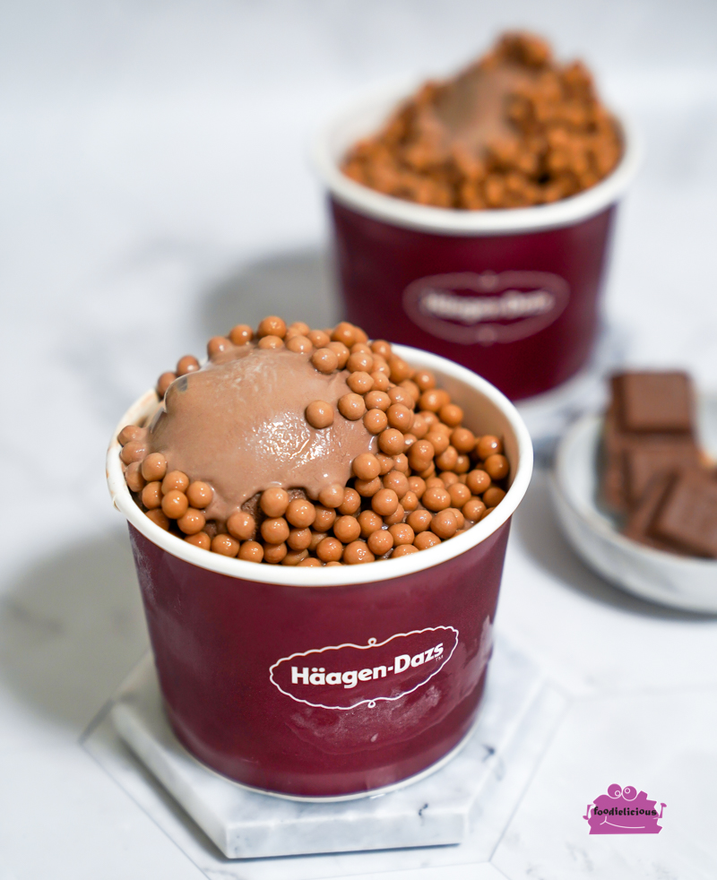 GrabFood Promo with $5 90 Double Scoop Häagen-Dazs Ice Cream | oo