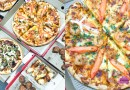 Pizza Hut Singapore CNY Ji Li Crab Pizza for Good Luck & Fortune
