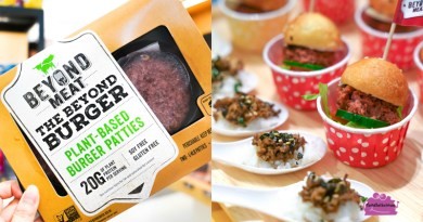 Beyond Meat Singapore Retail Launch for Plant-based Burger Patty