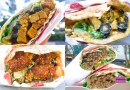 Pita Tree's serving Grilled Kebab Wraps & Pitas at Forum Shopping Mall