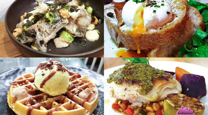 Strangers' Reunion cafe celebrates 7th year with new brunch menu!