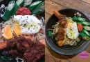 Chop Tiang Bee Cafe 长美号 Asian-fusion Spicy Noodles & Rice Bowls in Melaka