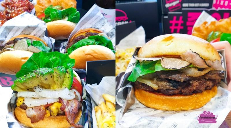 Burger+ Korean Truffle Burger, Spicy Fried Chicken & Exclusive Tap Beer in Wisma Atria