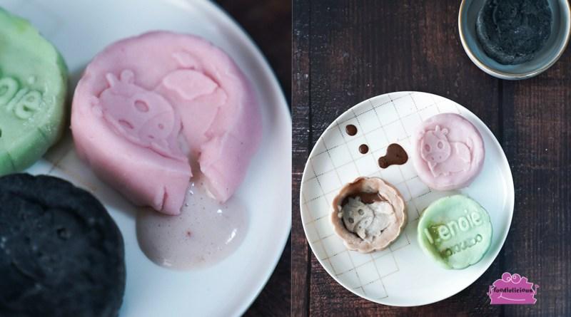 Icenoie Hokkaido – 1st Raw Milk Gelato Snowskin Mooncakes in Singapore