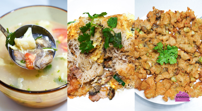 PUTIEN Oyster Promotion & new Pan-Fried Oysters with Heng Hwa Bee Hoon
