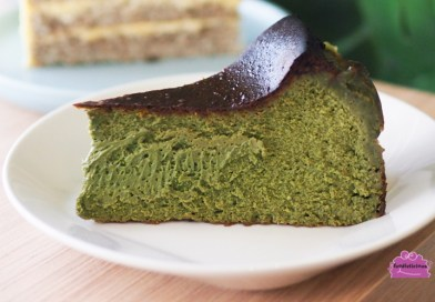 The Twisted Trio – Toa Payoh HDB Cafe for Matcha Burnt Cheese Cake & Watermelon Cake
