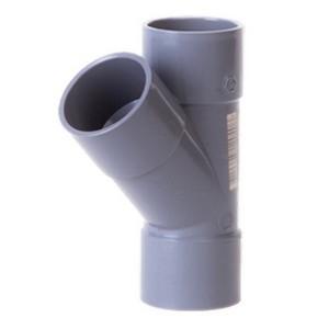 PIPE PVC T-STUK 453XM 110 L