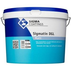 10 L Sigmatin DGL Mat Wit