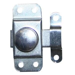 Krukschuif 25mm verzinkt Qlinq