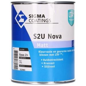 0,925 L Sigma S2U Nova Mat Basis ZN
