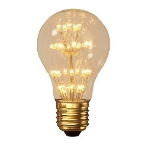LEDlamp Pearl A60 E27 1,4W 2100K Calex