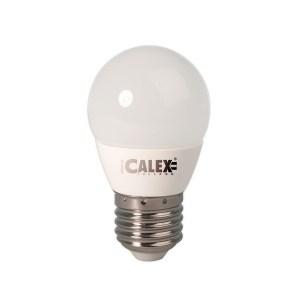 Ledlamp kogel E27 3,4W 200lm Flame Calex