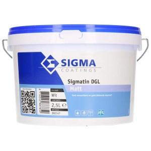 2,5 L SIGMATIN DGLMAT WIT SIGMA